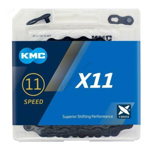 Lánc KMC X11 lánc 11 sebességes
