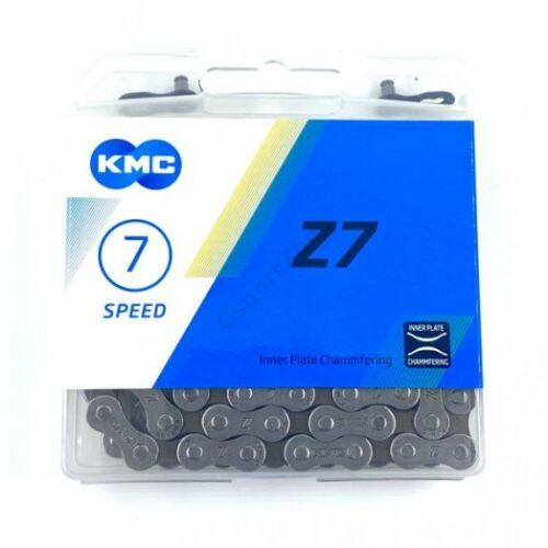 KMC Z7 lánc 7 sebességes
