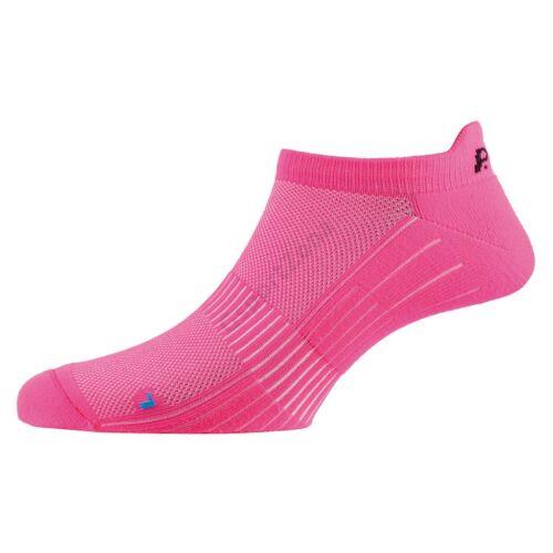 P.A.C. Active Footie rövid sportzokni neon pink 38-41-es méret
