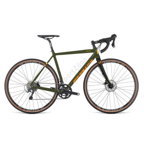 Dema GRID 7 Gravel Kerékpár olive-orange 2021