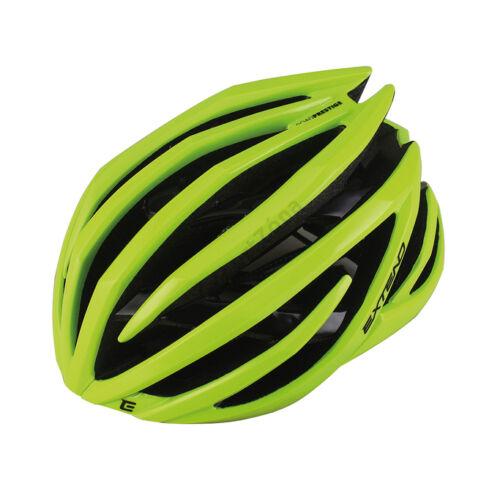 Extend PRESTIGE fejvédő neon-yellow S/M (55-58cm) shine