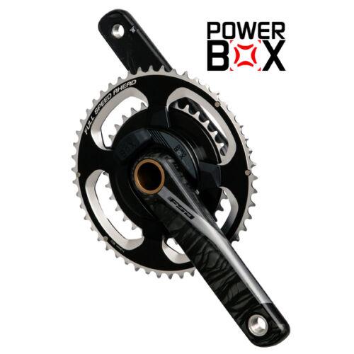 FSA PowerBox Carbon ABS 386EVO 53/39, 172,5mm