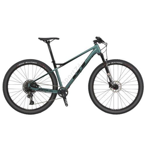 GT ZASKAR 29 CARBON ELITE MTB Kerékpár 2021