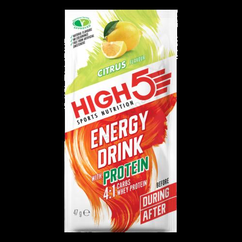 High5 4:1 Energy Drink Citrus 47g